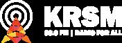 KRSM Radio Logo