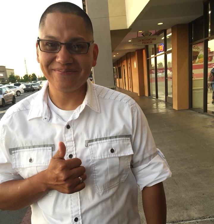 Josue Lopez of KRSM's Rayo de Luz